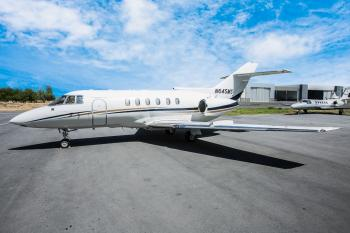 1985 Hawker 800A for sale - AircraftDealer.com