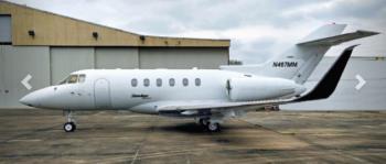 2005 HAWKER 800XPI W/ API WINGLETS for sale - AircraftDealer.com