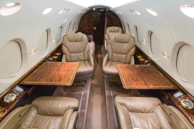 2001 Hawker 800XP Photo 3