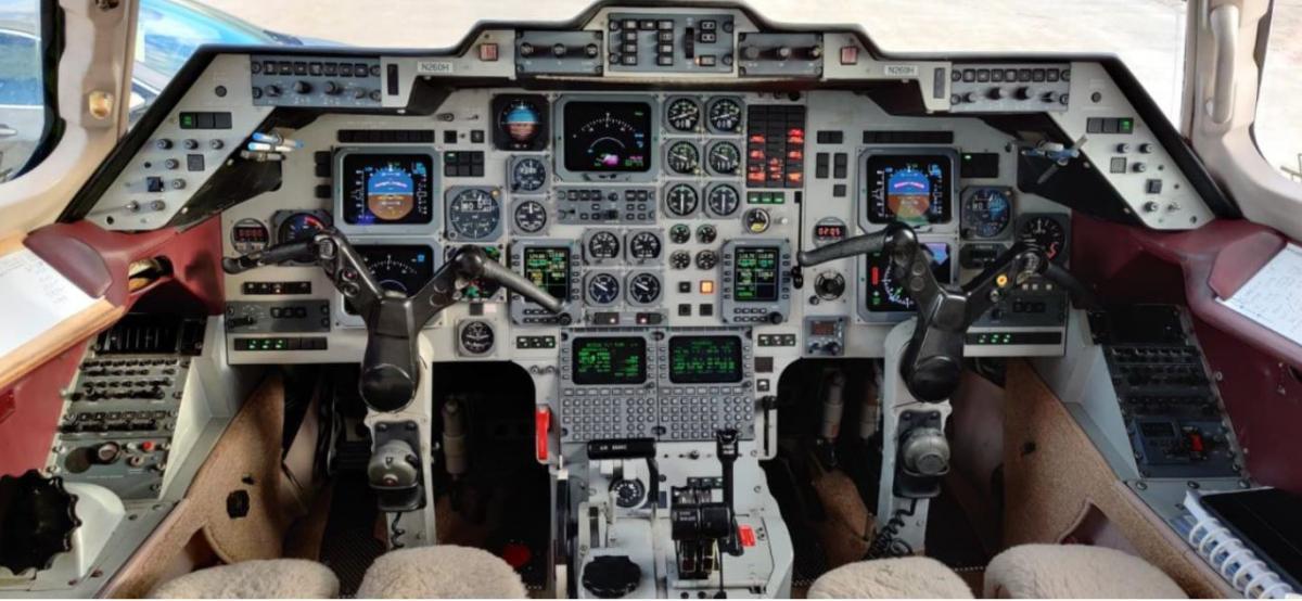 1994 Hawker 800A Photo 4