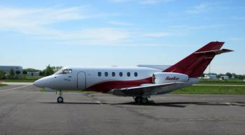 1987 HAWKER 700A for sale - AircraftDealer.com