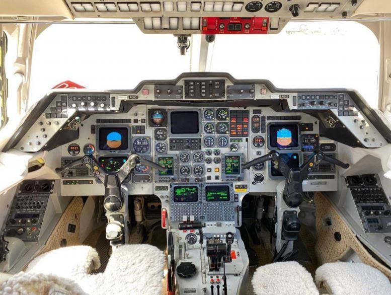 1990 Hawker 800A Photo 4