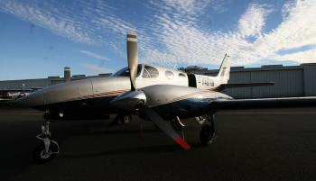 1977 Cessna 340 Silver Eagle for sale - AircraftDealer.com