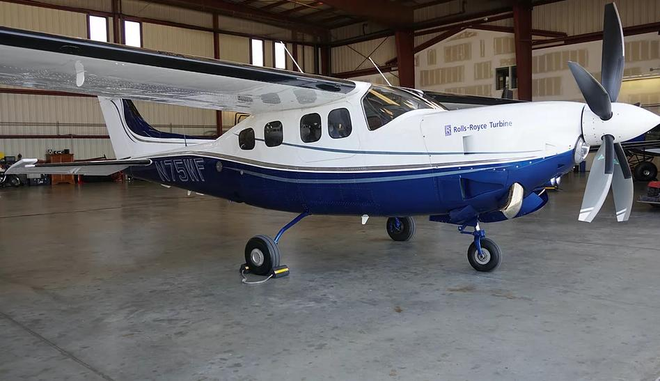 1979 Cessna P210 Silver Eagle Photo 2