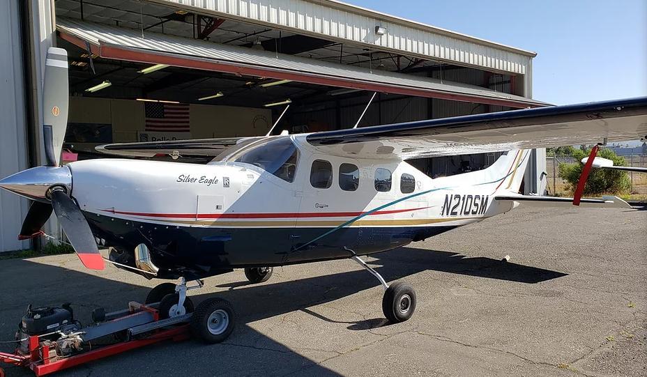 1979 Cessna P210 Silver Eagle  Photo 2