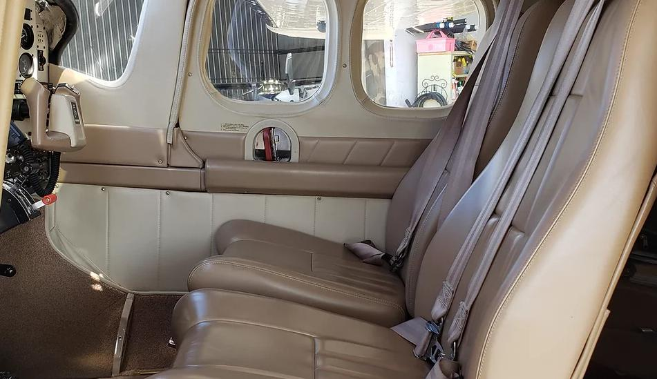 1979 Cessna P210 Silver Eagle  Photo 3