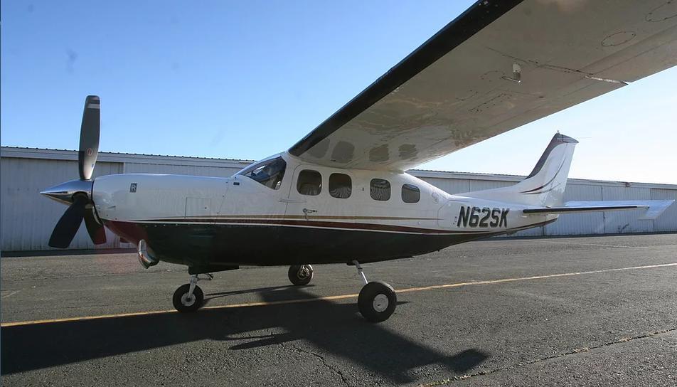1978 Cessna P210 Silver Eagle Photo 3