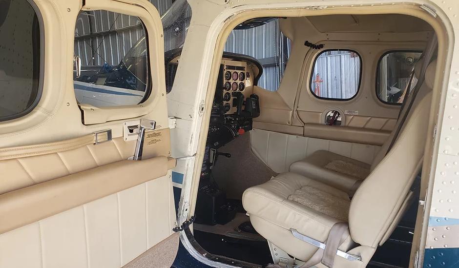1978 Cessna P210 Silver Eagle Photo 4
