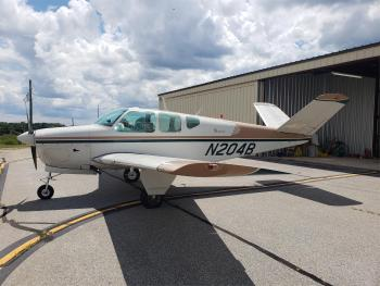 1956 BEECHCRAFT G35 BONANZA  for sale - AircraftDealer.com