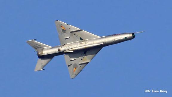 1974 MiG 21UM Photo 6