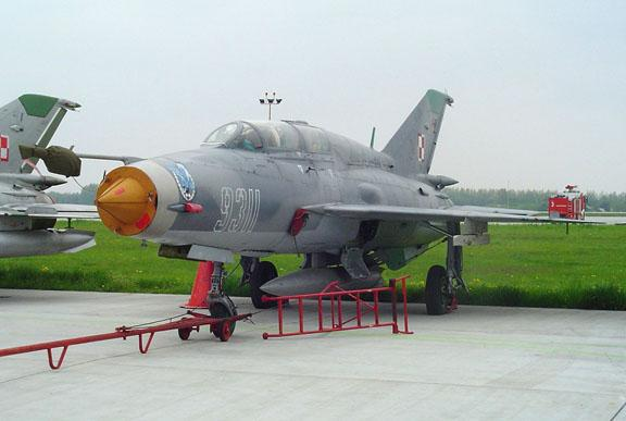 1980 MiG 21UM Photo 2