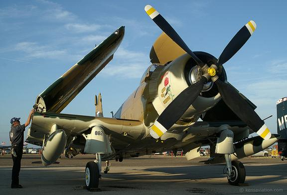 1952 AD4-NA Skyraider Photo 6