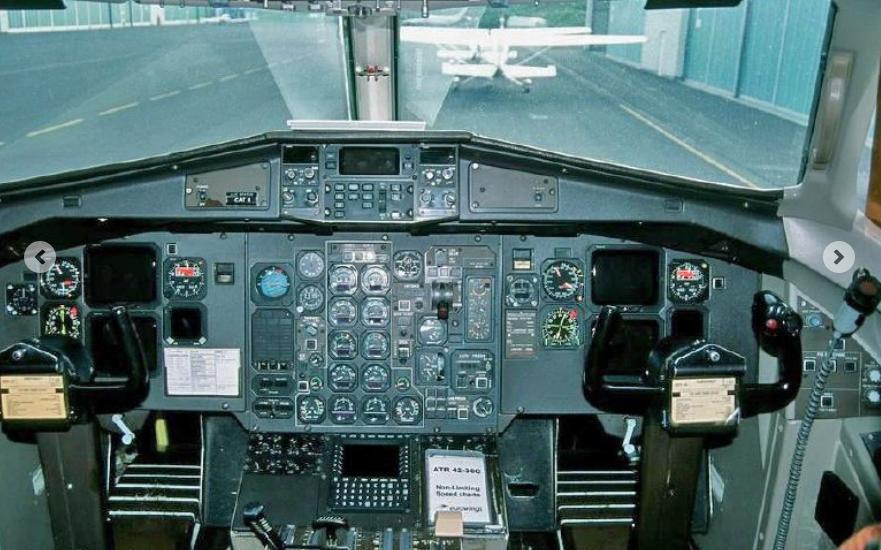 1989 ATR 42-300QC Photo 4