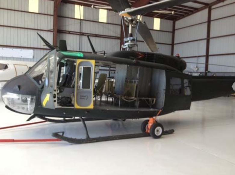 1966 Bell Huey UH-1H Photo 5