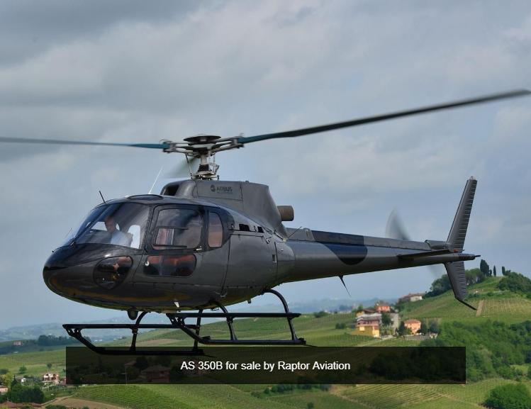 1983 Eurocopter AS 350B Photo 2