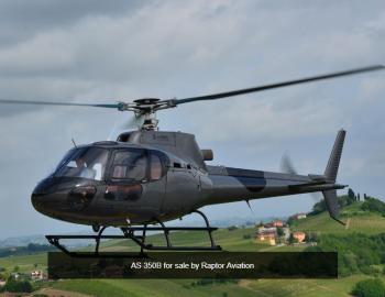 1983 Eurocopter AS 350B for sale - AircraftDealer.com