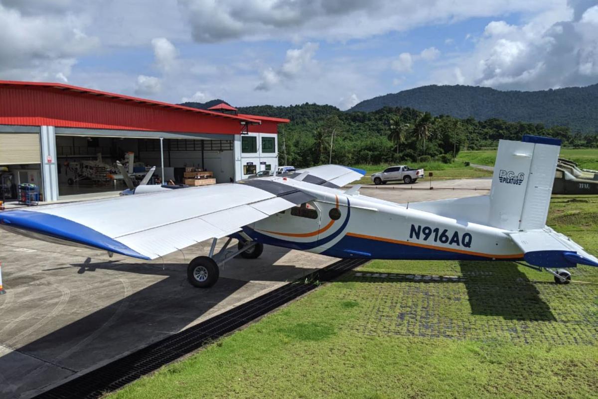 1996 Pilatus PC-6 / B2-H4 Photo 4