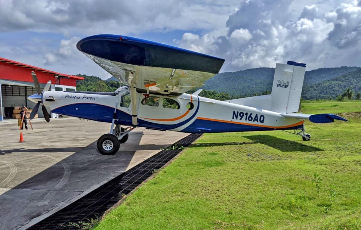 1996 Pilatus PC-6 / B2-H4 Photo 2