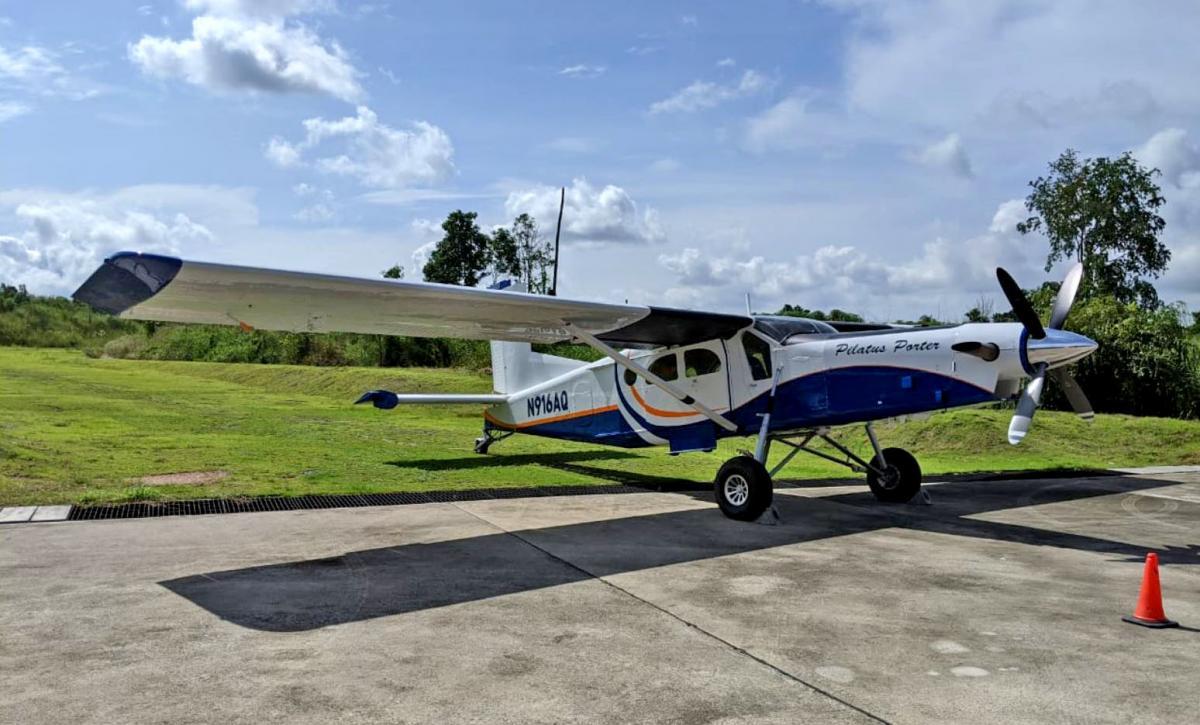 1996 Pilatus PC-6 / B2-H4 Photo 3