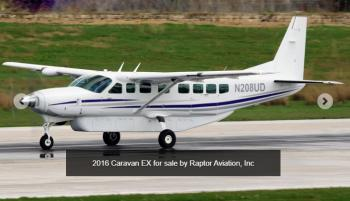2016 Cessna Grand Caravan EX for sale - AircraftDealer.com