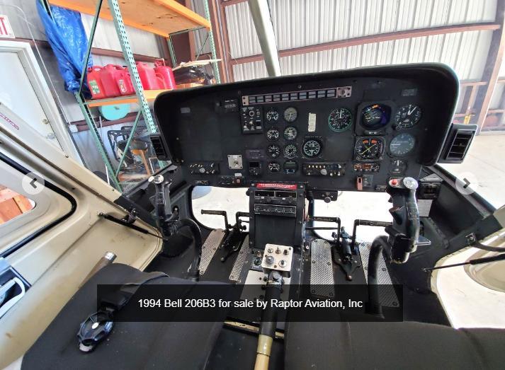 1994 Bell 206B3 606 Photo 3