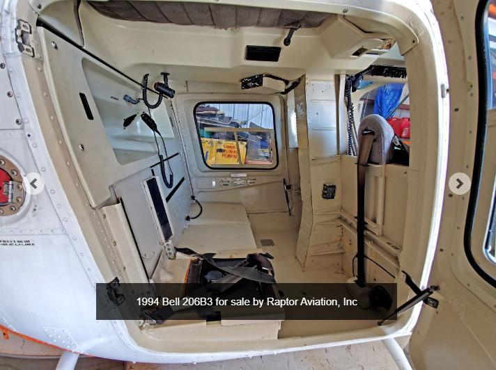 1994 Bell 206B3 606 Photo 4