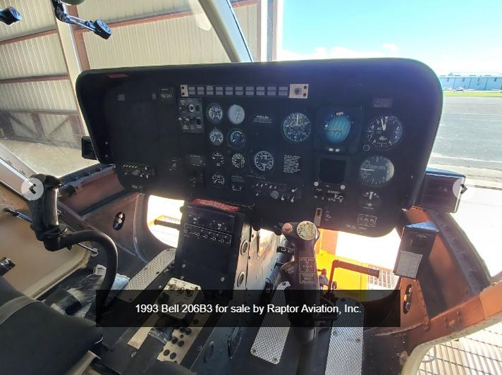 1993 Bell 206B3 242 Photo 5