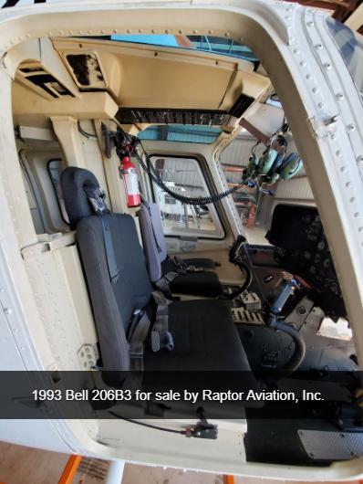 1993 Bell 206B3 242 Photo 4