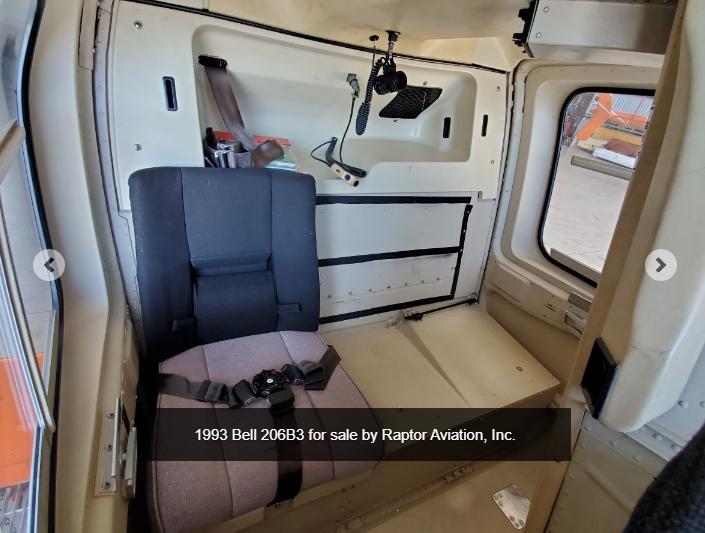 1993 Bell 206B3 242 Photo 3