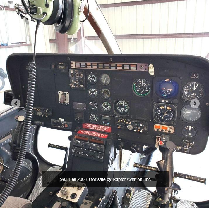 1993 Bell 206B3 146 Photo 4