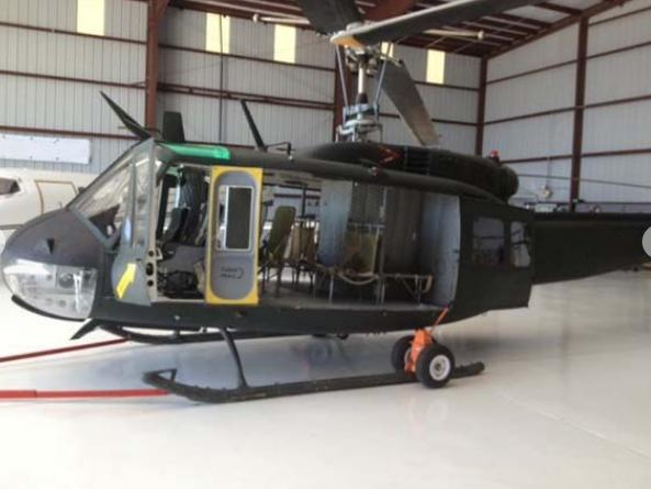 1966 Bell Huey UH-1H Photo 2