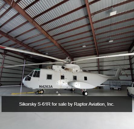 1966 Sikorsky S-61R Photo 2