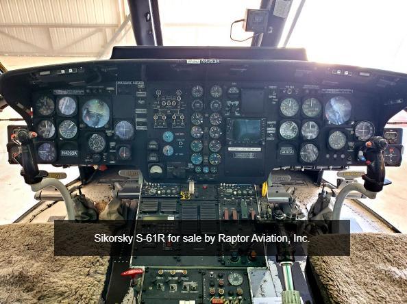 1966 Sikorsky S-61R Photo 6