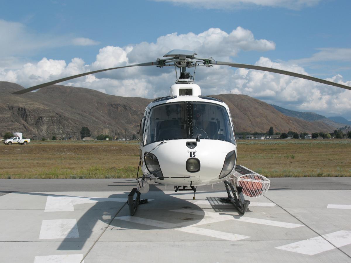 1985 Eurocopter AS350BA - Photo 1