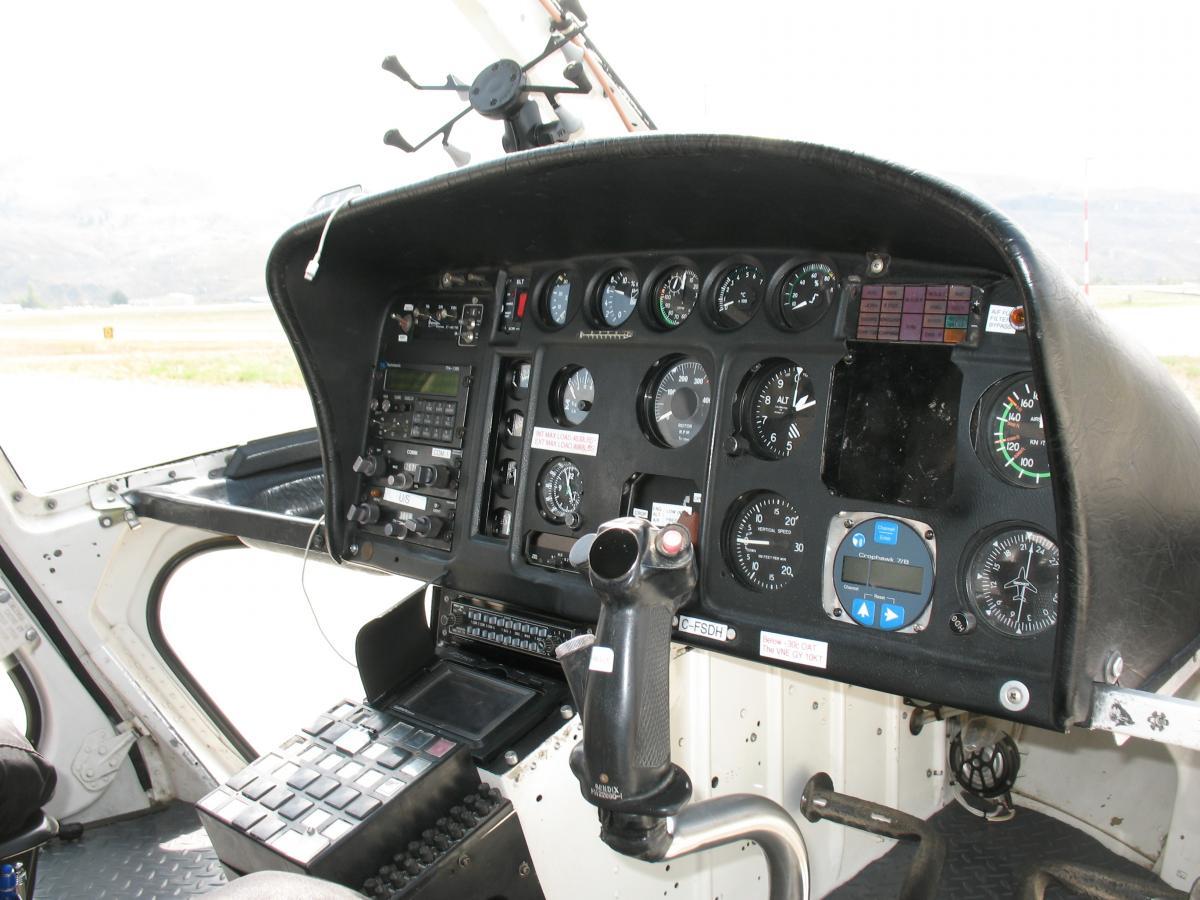 1985 Eurocopter AS350BA Photo 5