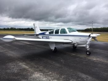 1984 BEECHCRAFT F33A BONANZA for sale - AircraftDealer.com