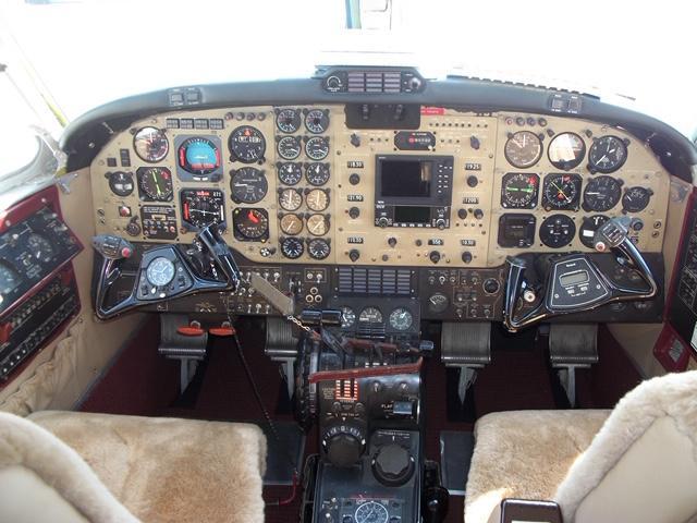 1976 Beech King Air 200 Photo 5
