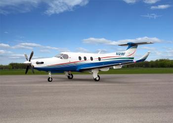 1995 PILATUS PC-12/45 for sale - AircraftDealer.com