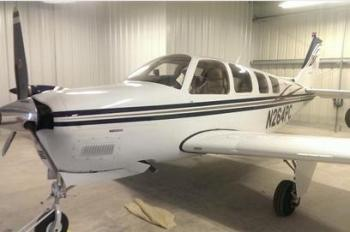 2002 BEECHCRAFT A36 BONANZA for sale
