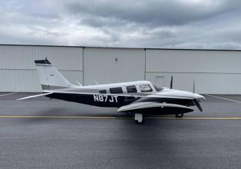 1977 Piper Seneca II for sale - AircraftDealer.com