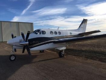 1998 Beech King Air C90B for sale - AircraftDealer.com