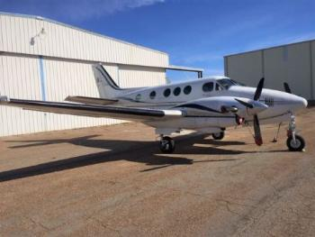 1982 Beech King Air C90 for sale - AircraftDealer.com