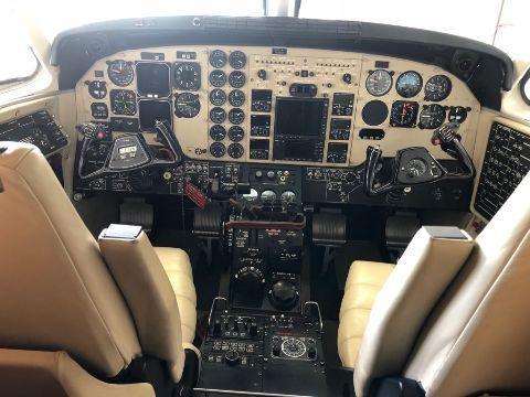 2007 Beech King Air C90GT Photo 4
