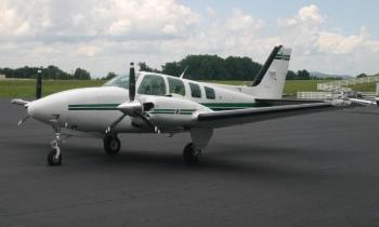 1990 BEECHCRAFT 58 BARON for sale - AircraftDealer.com