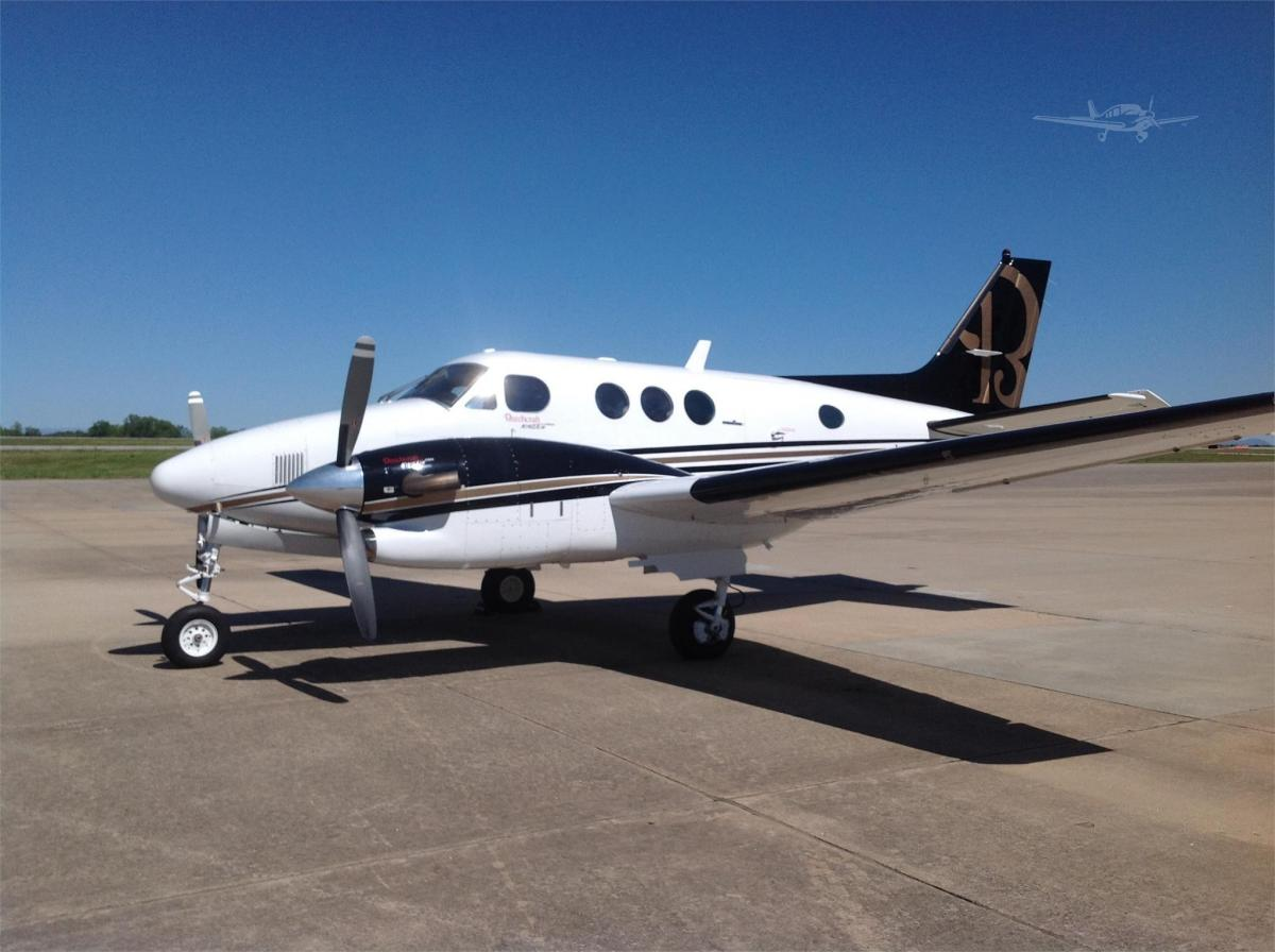 1985 BEECHCRAFT KING AIR C90A - Photo 1