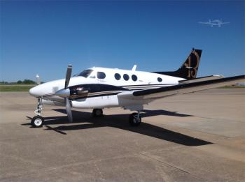 1985 BEECHCRAFT KING AIR C90A for sale - AircraftDealer.com