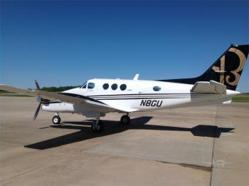 1985 BEECHCRAFT KING AIR C90A - Photo 3