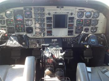 1985 BEECHCRAFT KING AIR C90A - Photo 9