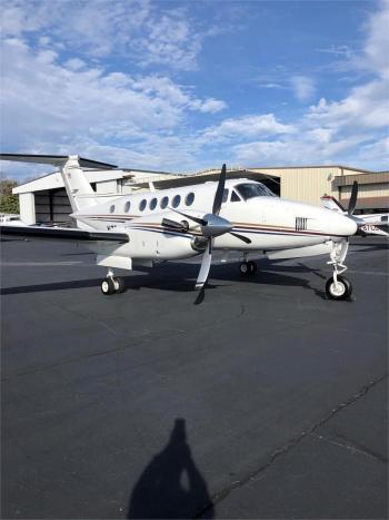 1986 BEECHCRAFT KING AIR B200  for sale - AircraftDealer.com