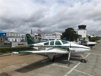 1981 BEECHCRAFT E55 BARON for sale - AircraftDealer.com